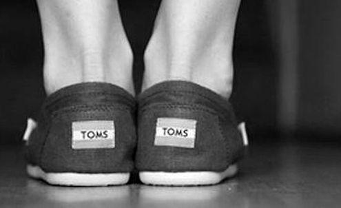 Toms' triumph: How £25 shoes explain the luxury market