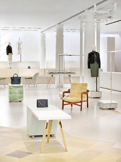 3.1 Philip Lim store by Campaign. Photography by Scottie Cameron.