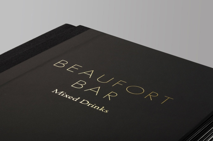 The Beaufort Bar at the Savoy Hotel by Helen Friel