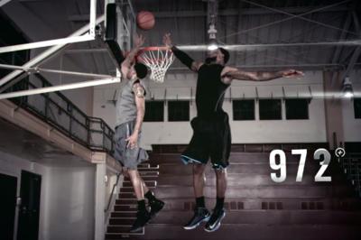 Nike+ Basketball advertisement