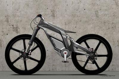 Audi Wörthersee performance electric bike