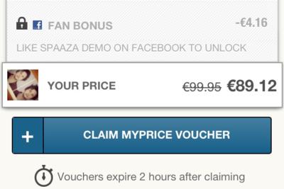 Spazza MyPrice