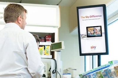 OptimEyes technology by Amscreen for Tesco