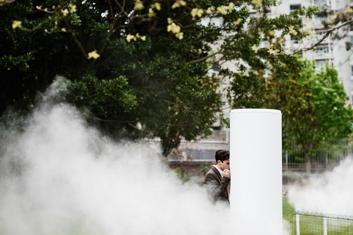Hyper-Natural: Scent from Design to Art, in the Grollo Equiset Garden at the National Gallery of Victoria