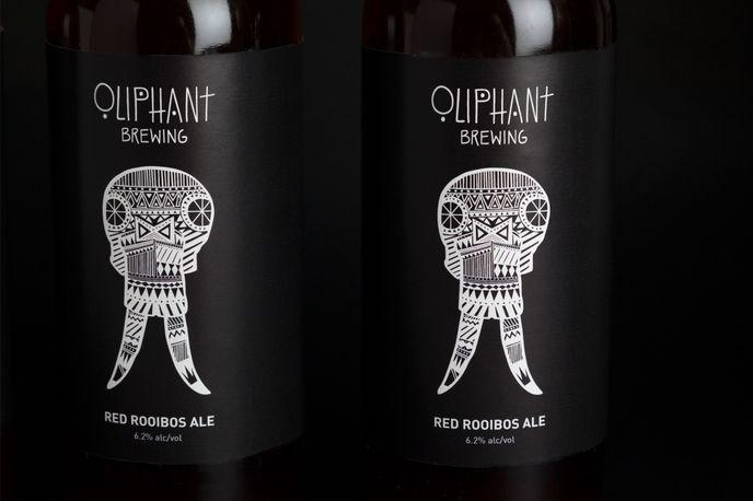 Oliphant Brewing by Aerogram Studio
