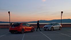 Split personality: Honda's interactive ad for the Civic Type R