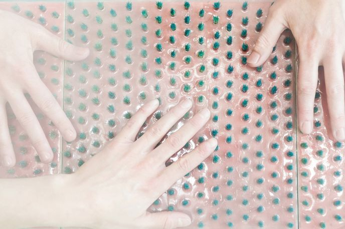 Imprint of Skin by Floor van Doremalen