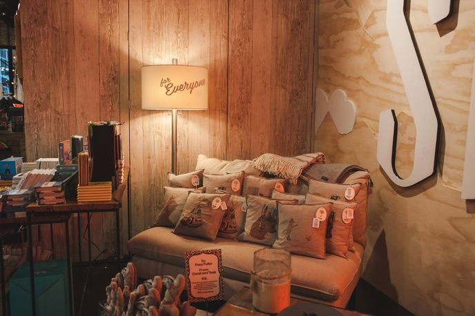 Home for the Holidays at  Chelsea retailer Story