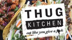 Thug life: Trailer for cookbook advertises some mean healthy recipes