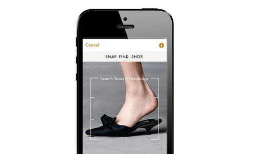 Neiman Marcus app enables customers to shop using photos
