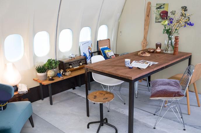 KLM Air Bnb listing, Amsterdam