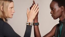 Up to the minute: Luxury smart bracelet introduced in time for the holidays