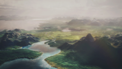Middle Google Earth: The Tolkien universe is brought to life