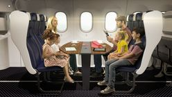 Thomson redesigns plane seating to make flights part of the holiday experience