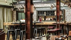 Gilded tapas: Art Deco restaurant opens in Hong Kong
