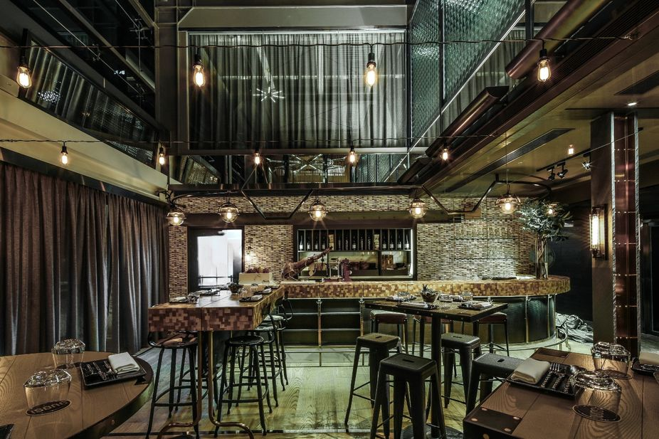 Lsn : news : gilded tapas: art deco restaurant opens in hong kong
