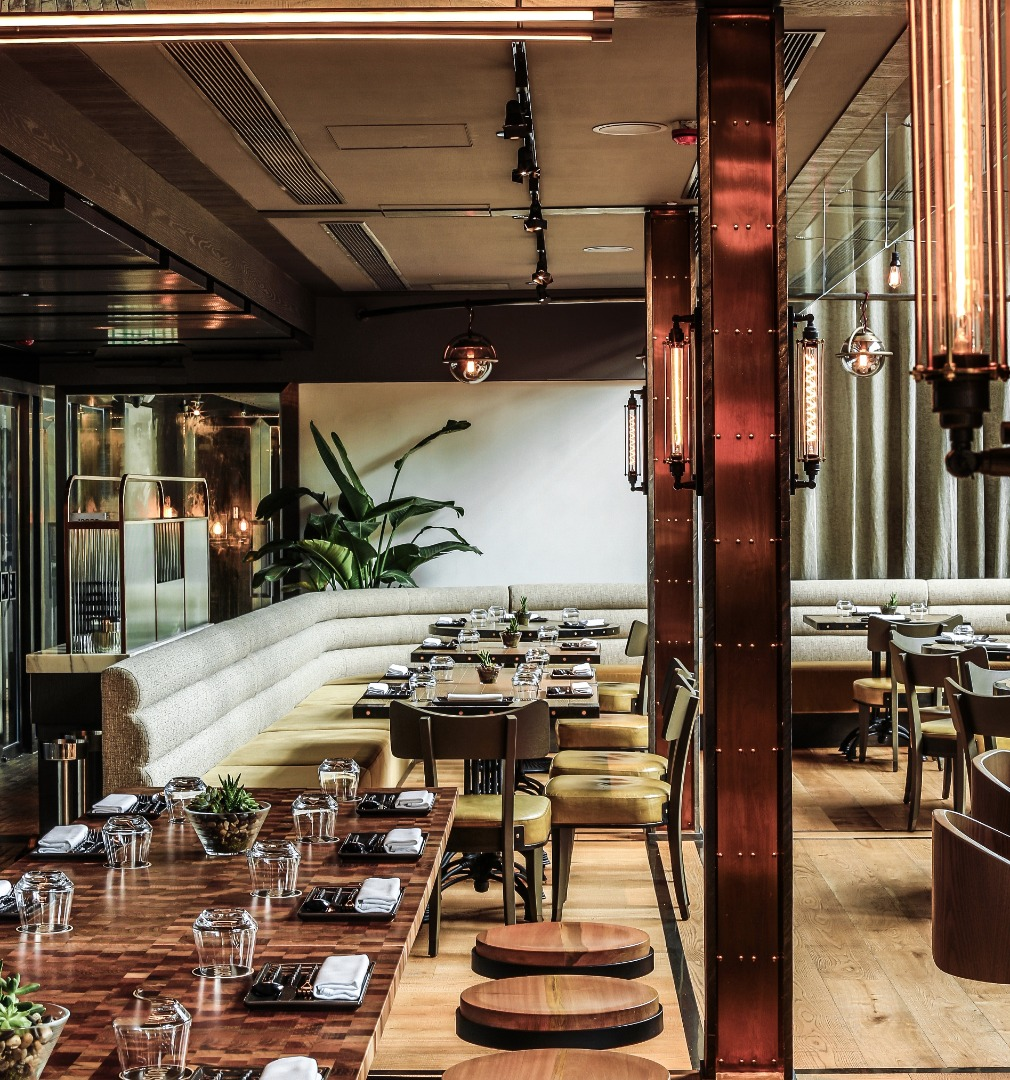 Lsn news gilded tapas art deco restaurant opens in hong kong