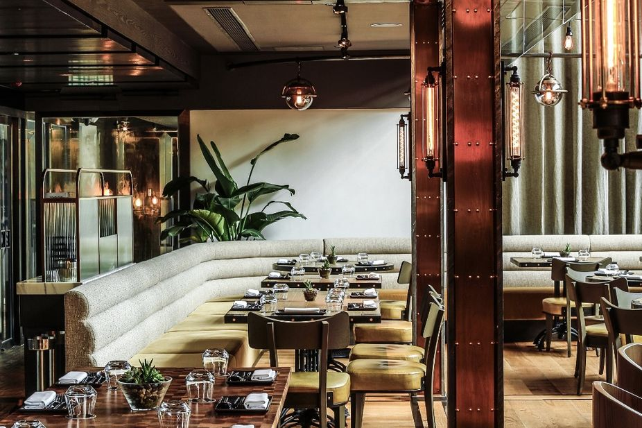 LSN : News : Gilded tapas: Art Deco restaurant opens in Hong Kong