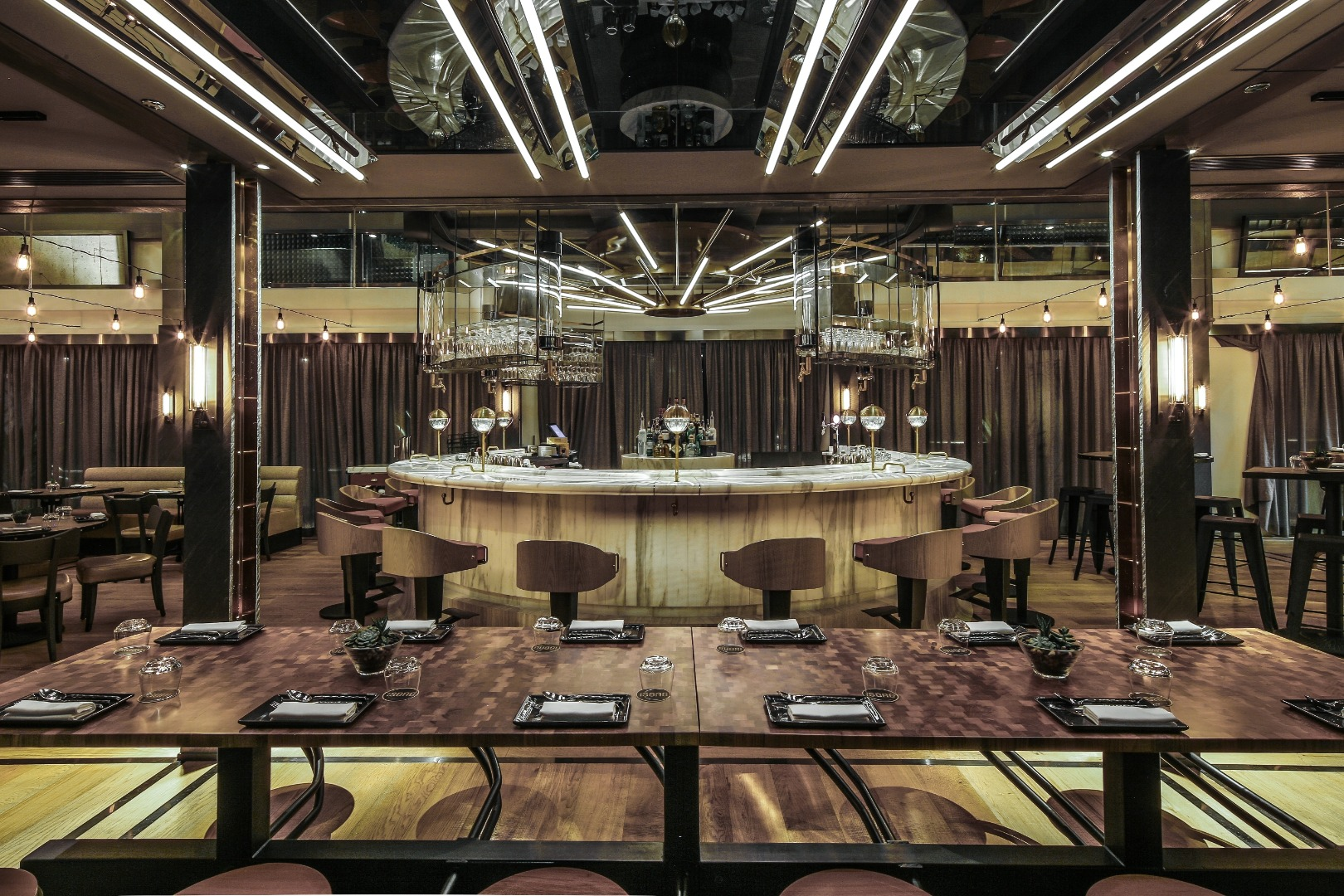 Lsn news gilded tapas art deco restaurant opens in hong kong
