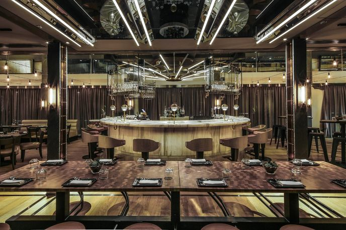 Isono By Joyce Wang, Hong Kong