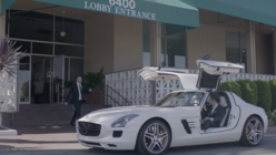 In short: Satirical Mercedes film explores the meaning of luxury