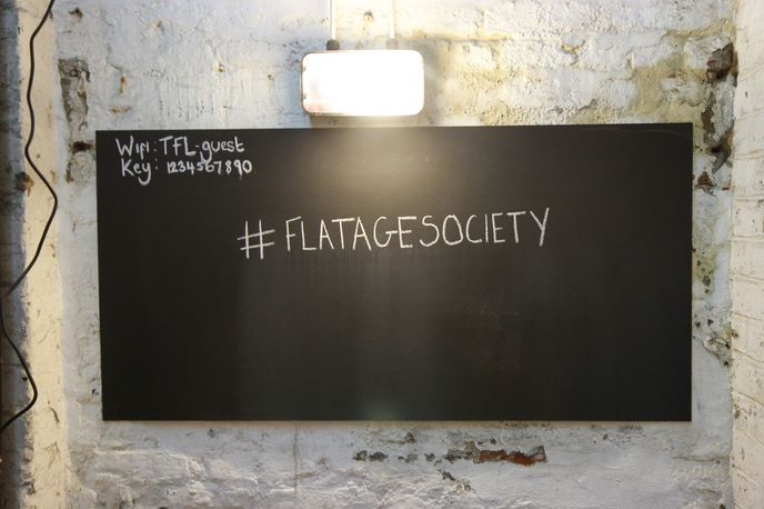 Flat Age Society Networking Evening