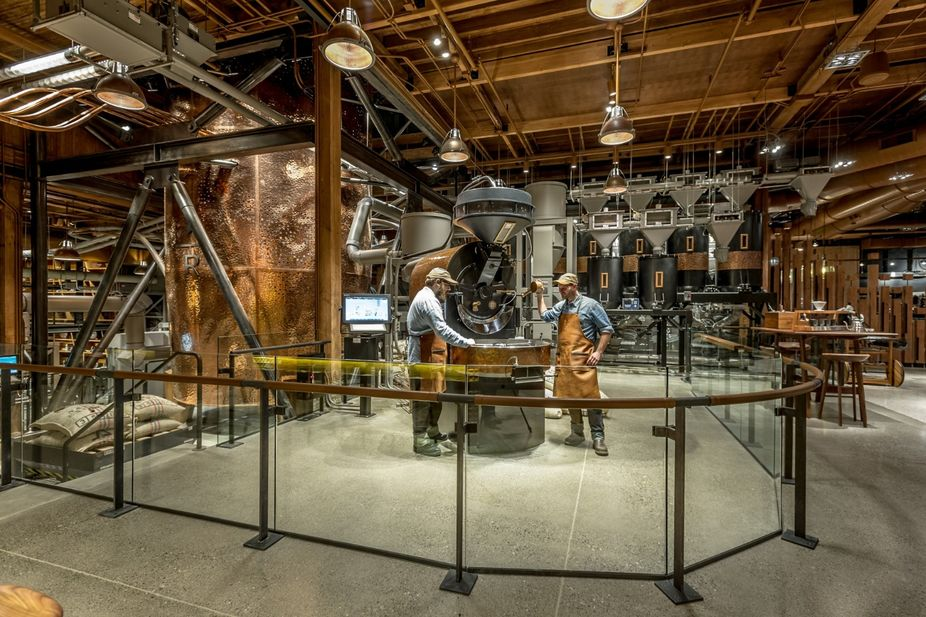 Lsn News Laid Bare Starbucks Reveals Flagship Store