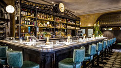 Stylish sibling: The Ivy opens sister restaurant and bar