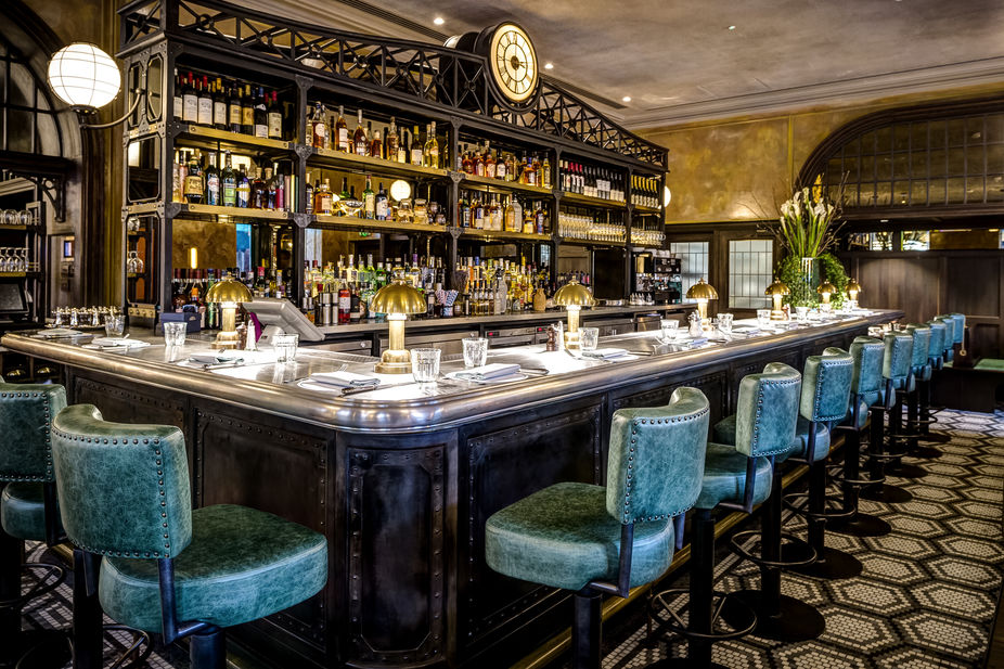LSN : News : Stylish sibling: The Ivy opens sister restaurant and bar