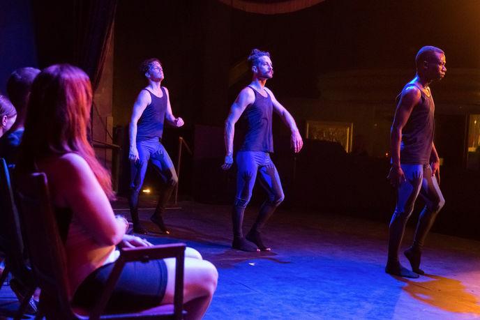 ME3E: A Story Ballet About the Internet by Ryan Macnamara