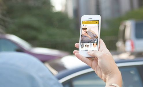 App makes shopping on Instagram more intuitive