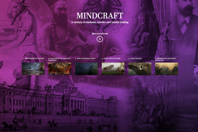 'Mindcraft' online exhibition by The Wellcome Collection