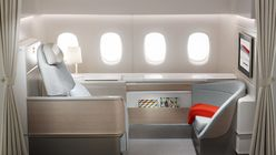 First-class cabins on the rise despite post-recession concerns