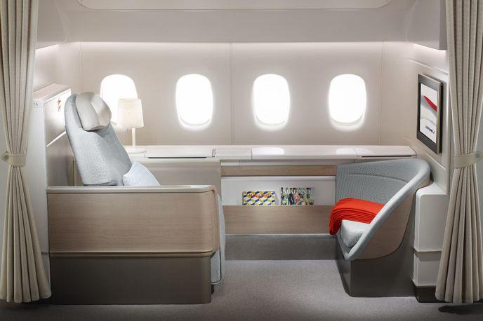 Air France, La Premiere Cabin