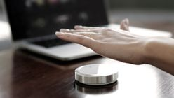 Getting a grip: The portable user interface that reads hand gestures