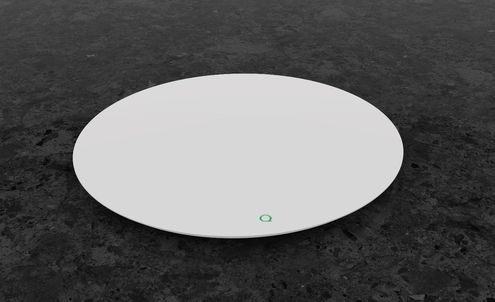 CES 2015: Qardio creates a smart scale that doesn't judge