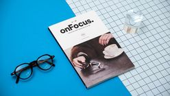 Look and see: Studio creates magazine for optician brand