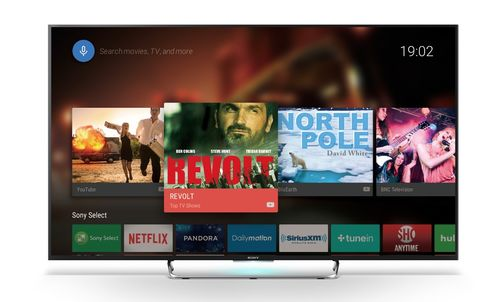 CES 2015: Bravia meets Google as Sony unveils Android tv