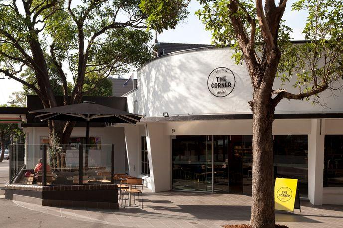 The Corner, McDonald's Café, Sydney