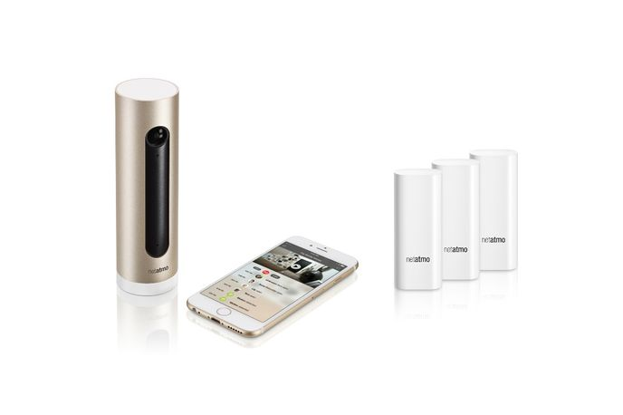 Home Security Device by Netatmo