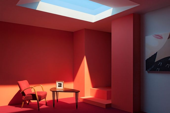Natural lighting by CoeLux, Italy