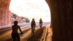 Luxury cycling tours give glampers an opportunity to break a sweat