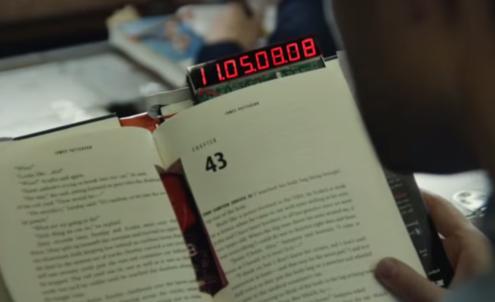 The Self-destructing Book