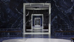 Fractured fashion: Prada launches new line in The Infinity Palace