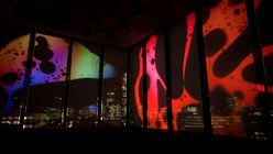 Lava lights: Ace Hotel hosts psychedelic light installation