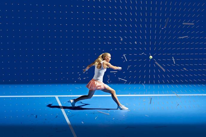 Barricade by Adidas x Stella MacCartney. Created by Field