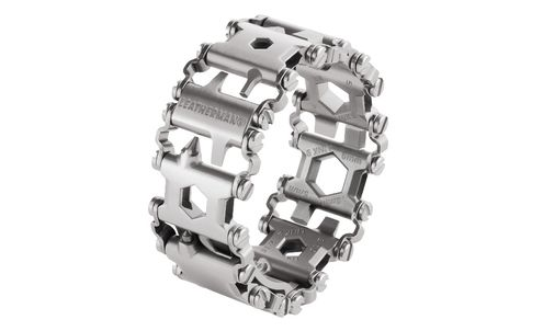 Multi-tool manufacturer Leatherman creates wearable for ever-ready man