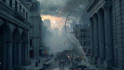 Apocalyptic ad: Phone accessories brand brings on the end of the world