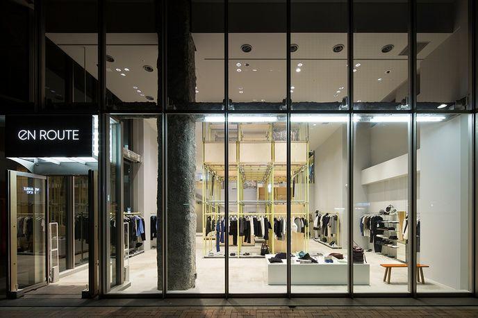 En Route by Schemata Architects, Tokyo
