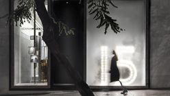 Black forest: Jeweller Ileana Makri's flagship store evokes an enchanted wood